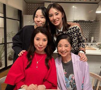北川景子、宮崎美子ら女子会オフショット「楽しそう」