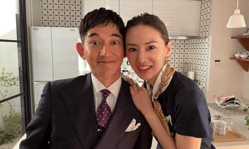 『リコカツ』北川景子&永山瑛太、仲睦まじい2ショット